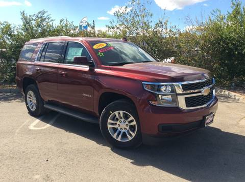 2016 Chevrolet Tahoe for sale in Tranquillity, CA