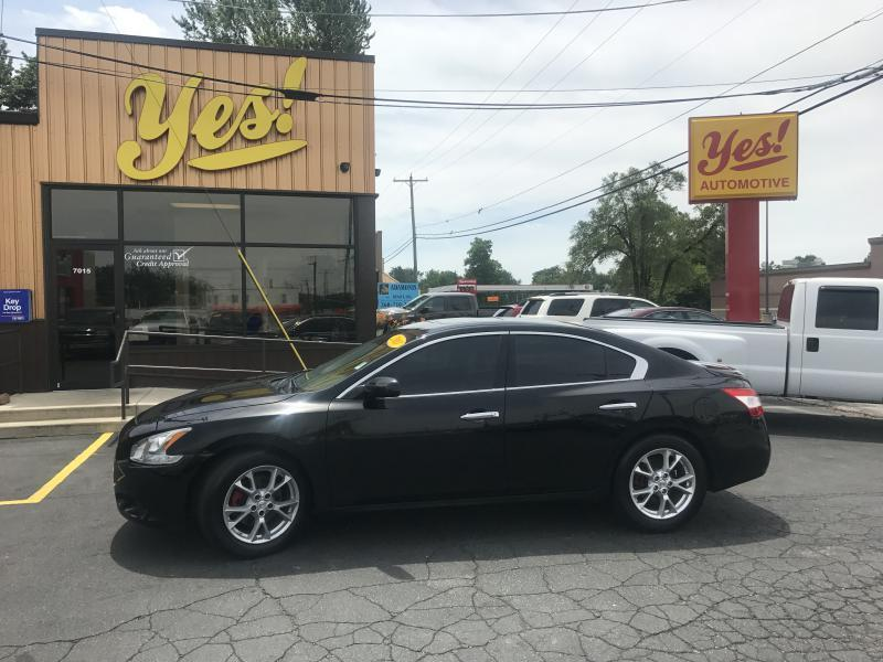 2011 Nissan Maxima for sale at Yes! Automotive in Fort Wayne IN