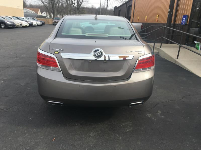 2011 Buick LaCrosse for sale at Yes! Automotive in Fort Wayne IN