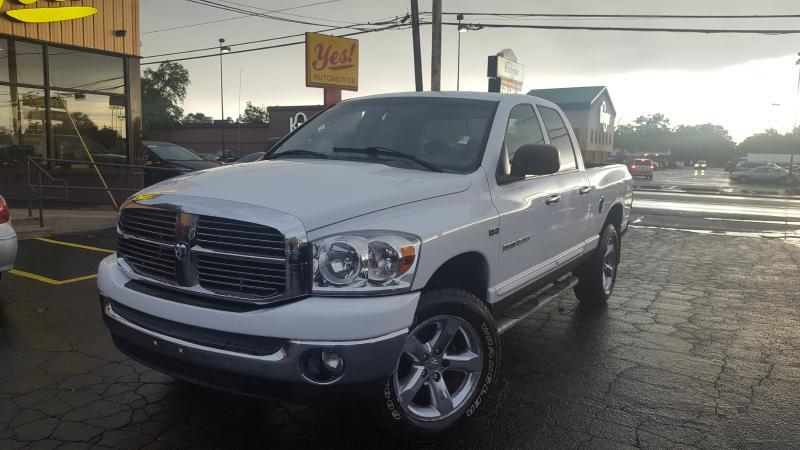 2007 Dodge Ram Pickup 1500 for sale at Yes! Automotive in Fort Wayne IN