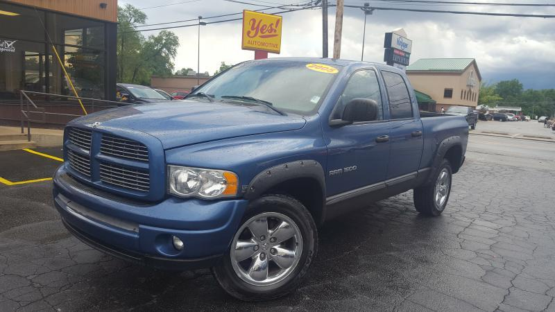 2005 Dodge Ram Pickup 1500 for sale at Yes! Automotive in Fort Wayne IN