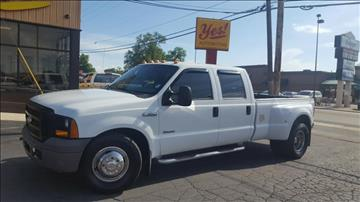 2006 Ford F-350 Super Duty for sale at Yes! Automotive in Fort Wayne IN