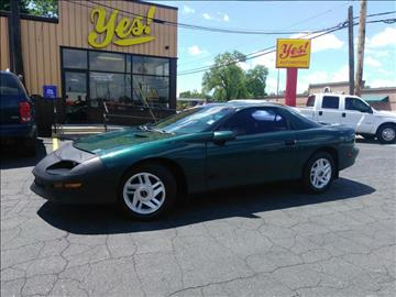 1995 Chevrolet Camaro for sale at Yes! Automotive in Fort Wayne IN