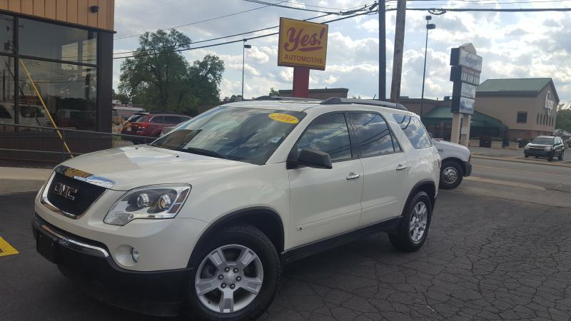 2010 GMC Acadia for sale at Yes! Automotive in Fort Wayne IN