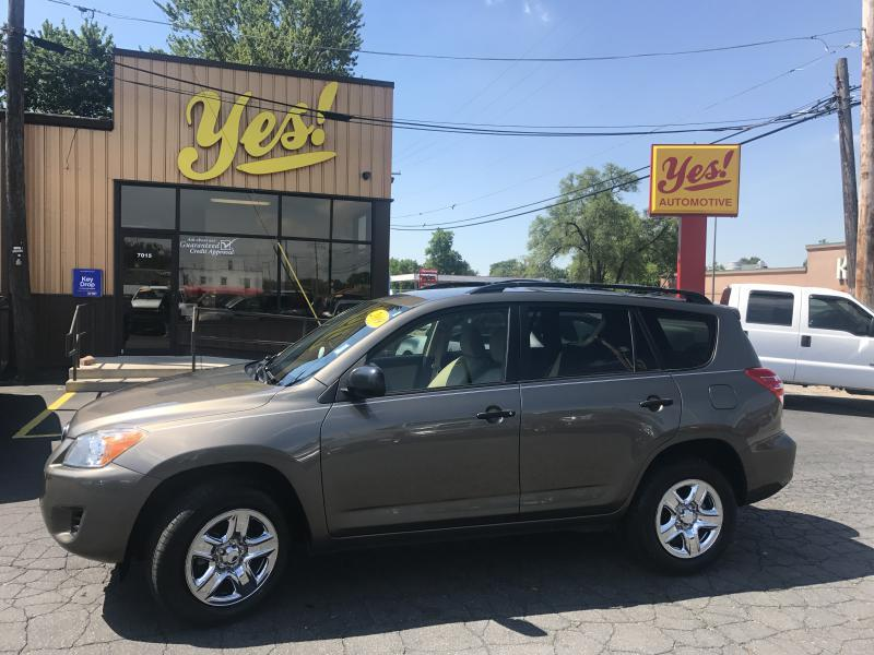 2009 Toyota RAV4 for sale at Yes! Automotive in Fort Wayne IN