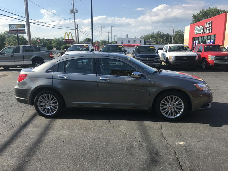 2012 Chrysler 200 for sale at Yes! Automotive in Fort Wayne IN
