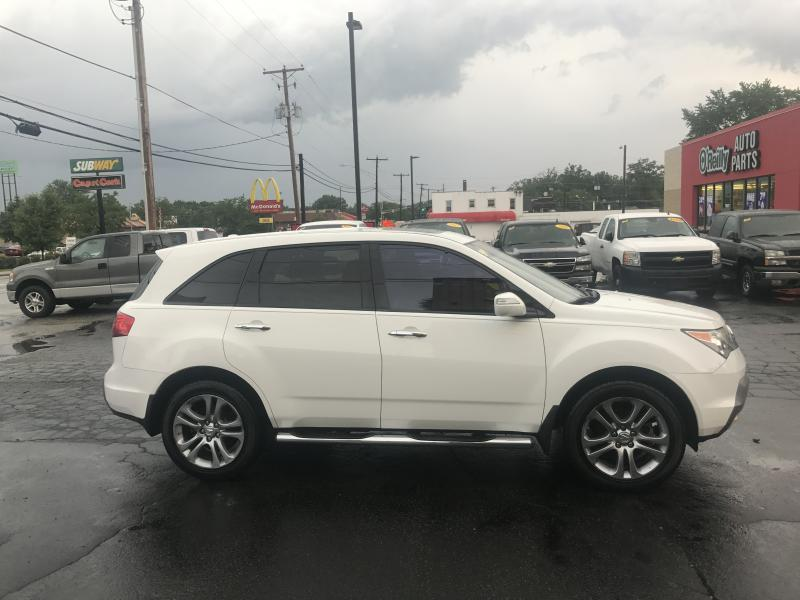 2007 Acura MDX for sale at Yes! Automotive in Fort Wayne IN