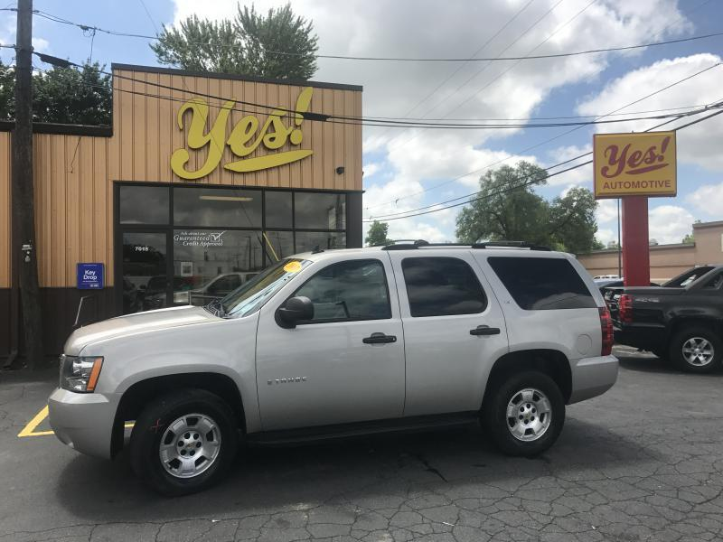2007 Chevrolet Tahoe for sale at Yes! Automotive in Fort Wayne IN