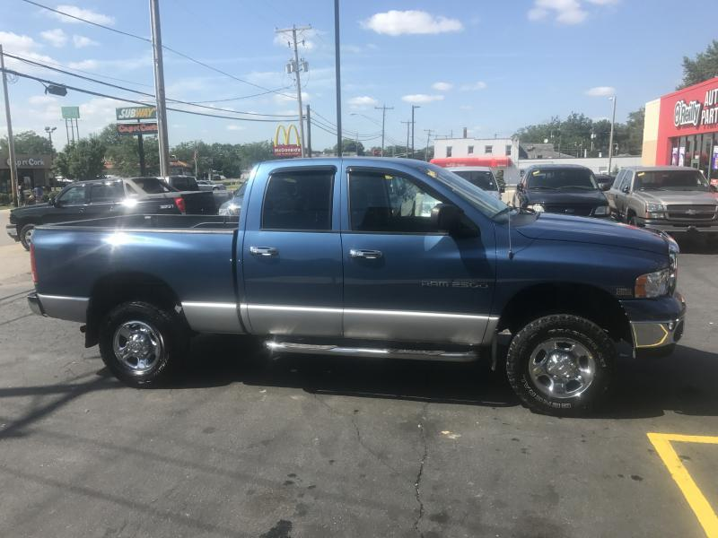 2004 Dodge Ram Pickup 2500 for sale at Yes! Automotive in Fort Wayne IN