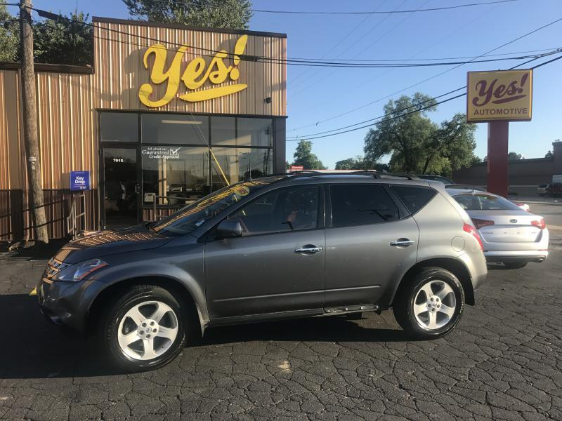 2005 Nissan Murano for sale at Yes! Automotive in Fort Wayne IN