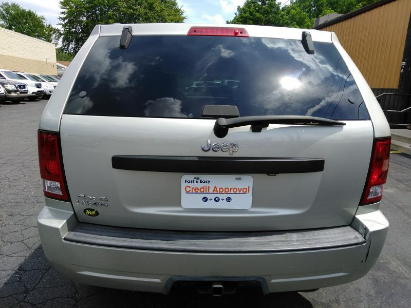2007 Jeep Grand Cherokee for sale at Yes! Automotive in Fort Wayne IN