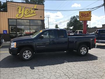 2008 Chevrolet Silverado 1500 for sale at Yes! Automotive in Fort Wayne IN