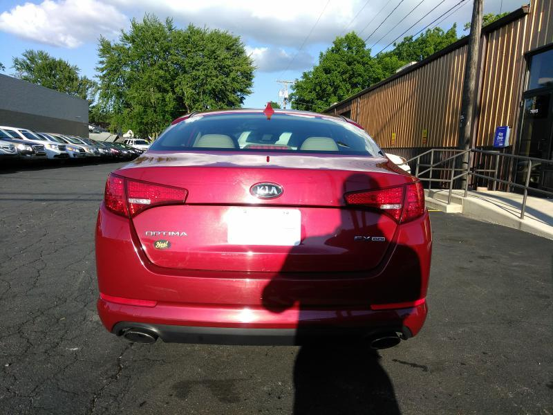 2012 Kia Optima for sale at Yes! Automotive in Fort Wayne IN