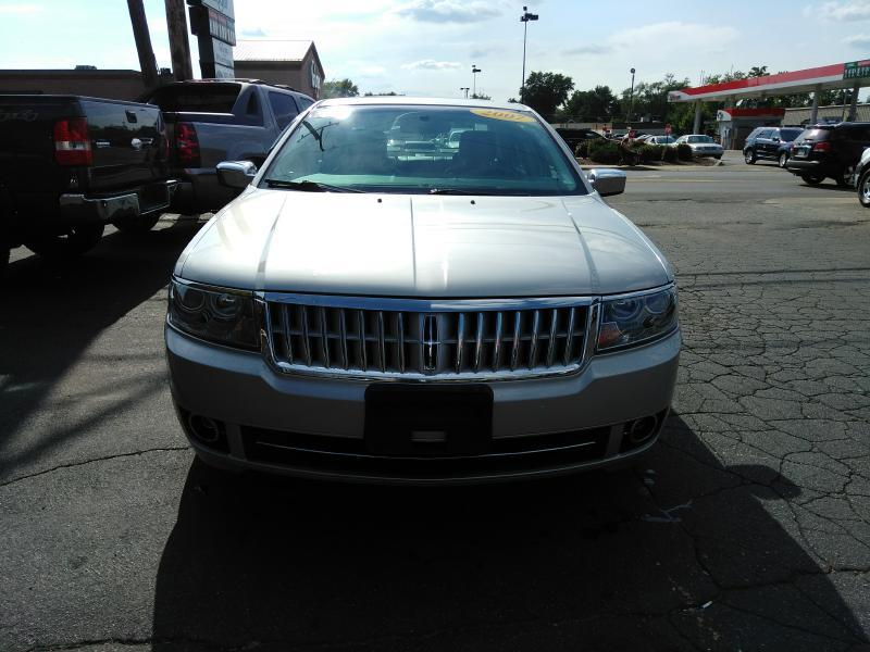 2007 Lincoln MKZ for sale at Yes! Automotive in Fort Wayne IN