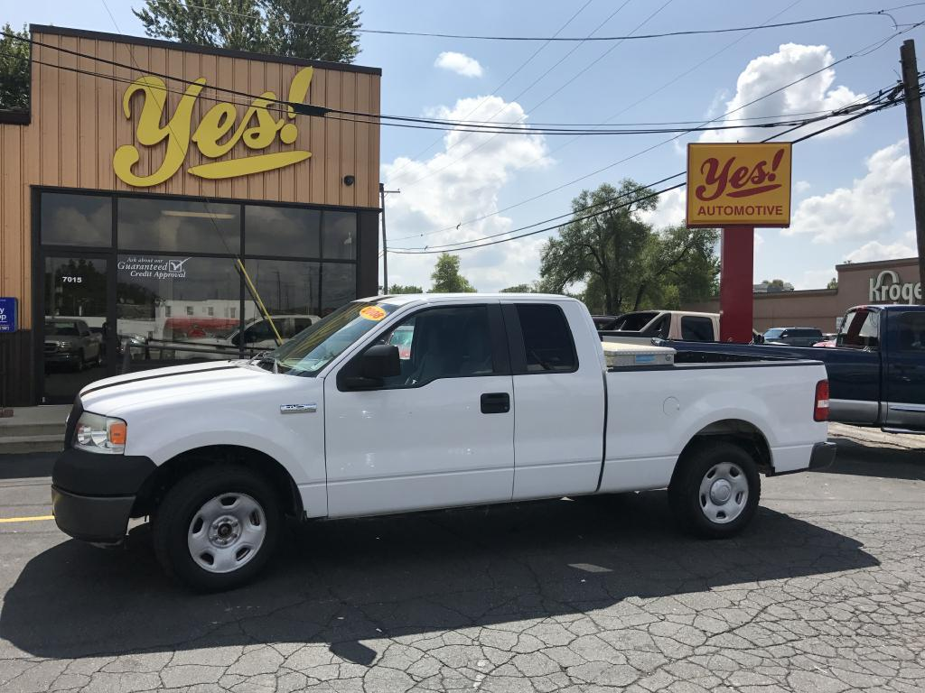 2008 Ford F-150 for sale at Yes! Automotive in Fort Wayne IN