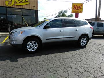 2011 Chevrolet Traverse for sale at Yes! Automotive in Fort Wayne IN