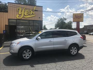 2009 Chevrolet Traverse for sale at Yes! Automotive in Fort Wayne IN