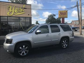 2008 Chevrolet Tahoe for sale at Yes! Automotive in Fort Wayne IN