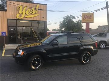 2008 Jeep Grand Cherokee for sale at Yes! Automotive in Fort Wayne IN