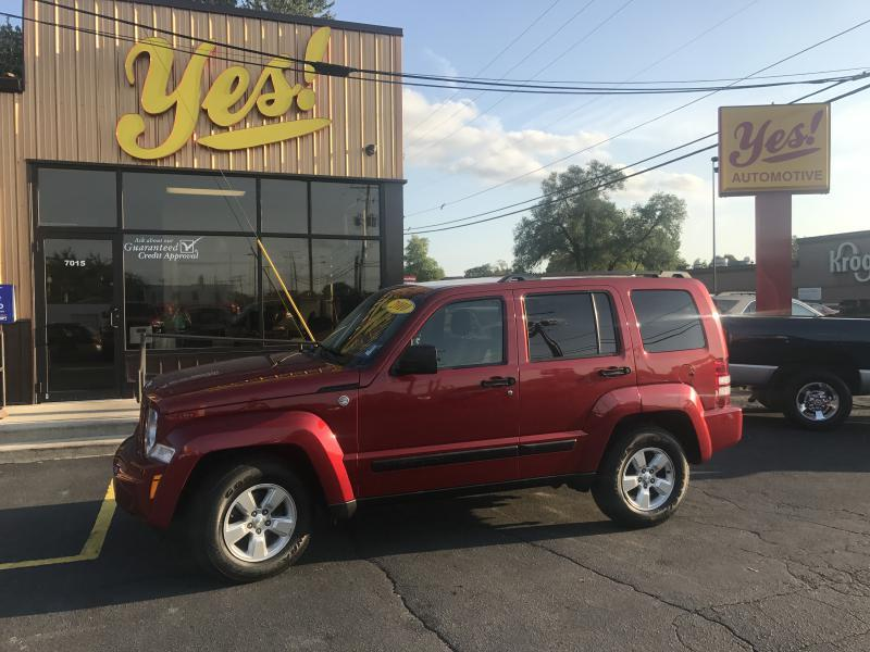 2010 Jeep Liberty for sale at Yes! Automotive in Fort Wayne IN