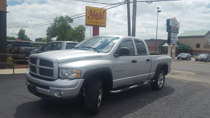 2003 Dodge Ram Pickup 1500 for sale at Yes! Automotive in Fort Wayne IN
