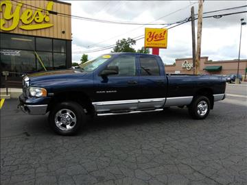 2005 Dodge Ram Pickup 2500 for sale at Yes! Automotive in Fort Wayne IN