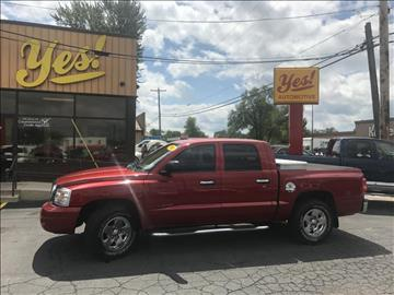 2006 Dodge Dakota for sale at Yes! Automotive in Fort Wayne IN