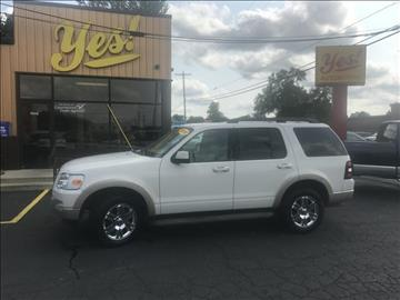 2010 Ford Explorer for sale at Yes! Automotive in Fort Wayne IN