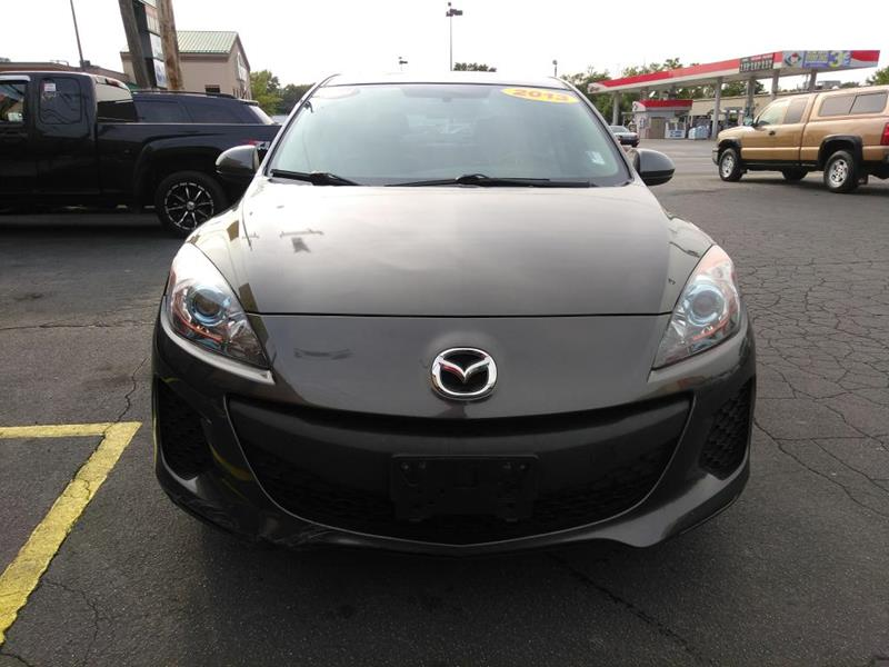 2013 Mazda MAZDA3 for sale at Yes! Automotive in Fort Wayne IN