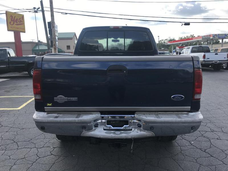 2006 Ford F-250 Super Duty for sale at Yes! Automotive in Fort Wayne IN