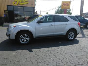 2011 Chevrolet Equinox for sale at Yes! Automotive in Fort Wayne IN