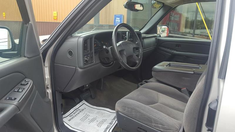 2005 Chevrolet Silverado 1500 for sale at Yes! Automotive in Fort Wayne IN