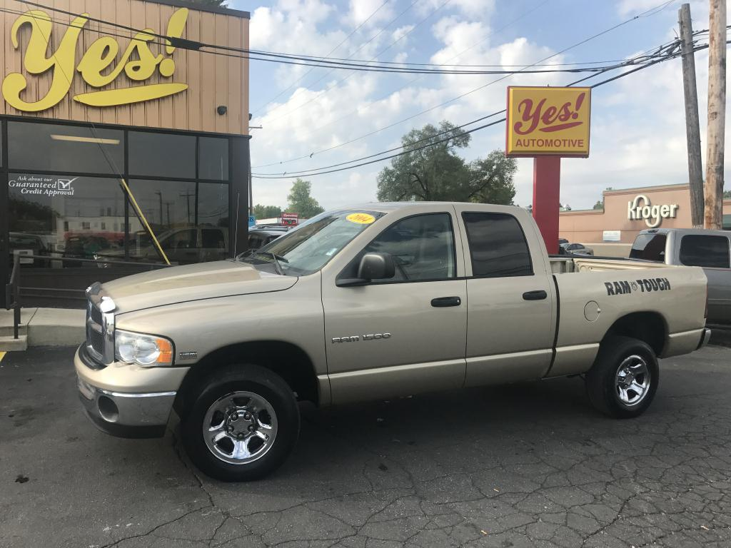 2004 Dodge Ram Pickup 1500 for sale at Yes! Automotive in Fort Wayne IN