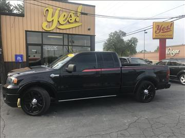 2006 Ford F-150 for sale at Yes! Automotive in Fort Wayne IN