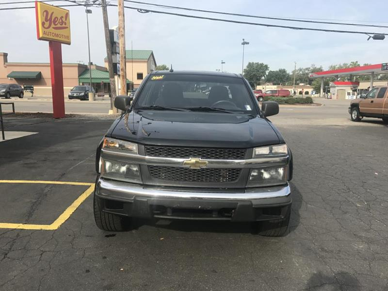 2008 Chevrolet Colorado for sale at Yes! Automotive in Fort Wayne IN