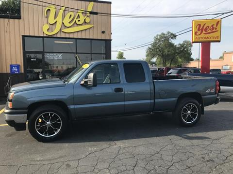 2006 Chevrolet Silverado 1500 for sale at Yes! Automotive in Fort Wayne IN