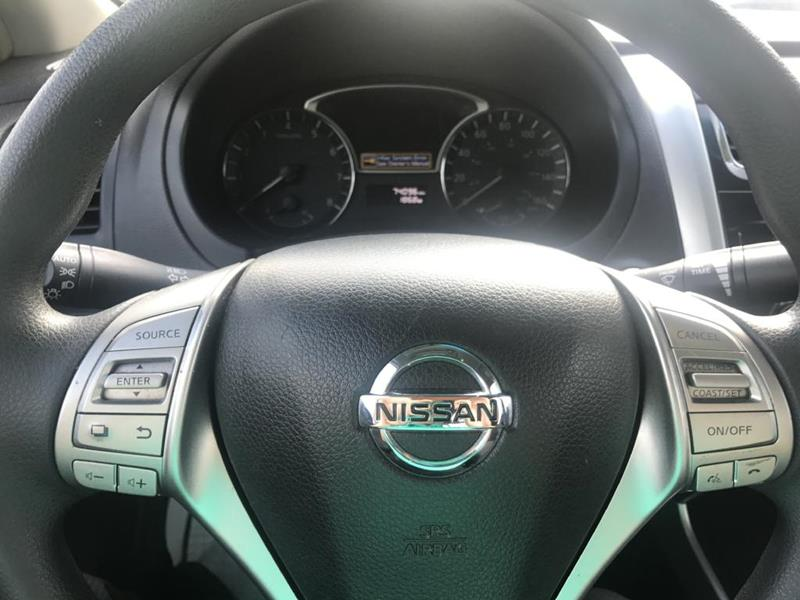 2013 Nissan Altima for sale at Yes! Automotive in Fort Wayne IN