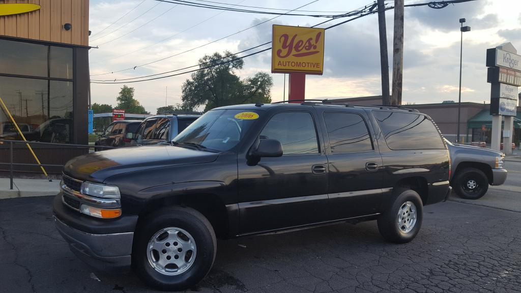 2006 Chevrolet Suburban for sale at Yes! Automotive in Fort Wayne IN