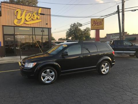 2010 Dodge Journey for sale at Yes! Automotive in Fort Wayne IN