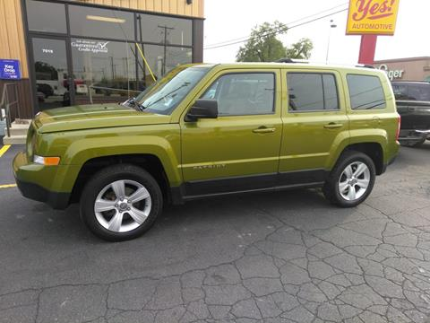 2012 Jeep Patriot for sale at Yes! Automotive in Fort Wayne IN