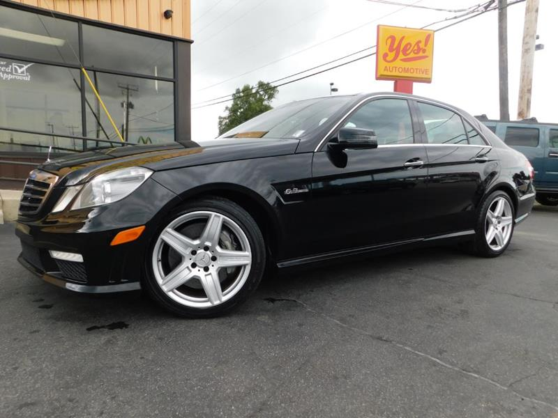 2011 Mercedes Benz E Class For Sale At Yes! Automotive In Fort Wayne