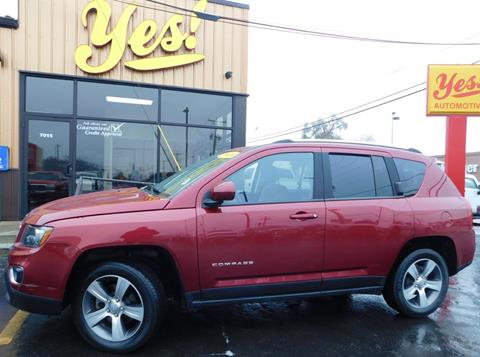 2016 Jeep Compass for sale in Bluffton, IN