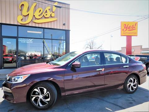 2016 Honda Accord for sale in Fort Wayne, IN