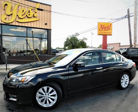 2015 Honda Accord for sale in Fort Wayne, IN