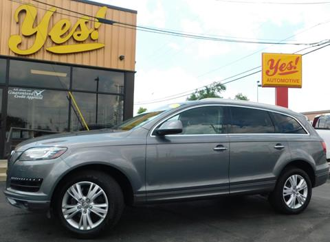 SUV For Sale in Fort Wayne, IN - Yes! Automotive