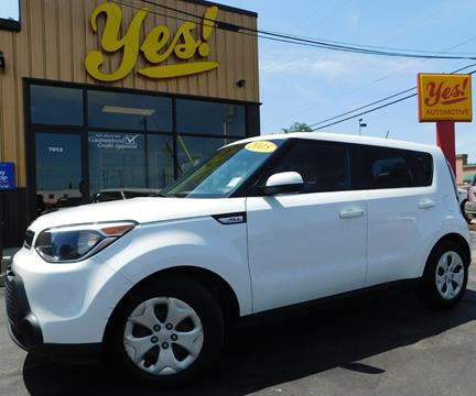 Fort Wayne Kia >> Kia For Sale In Fort Wayne In Yes Automotive