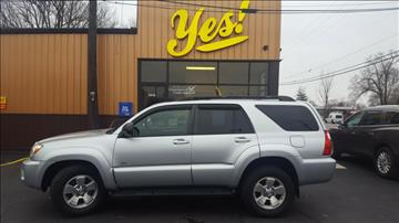 2006 Toyota 4Runner for sale at Yes! Automotive in Fort Wayne IN