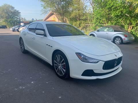 2015 Maserati Ghibli for sale in Waterford, MI