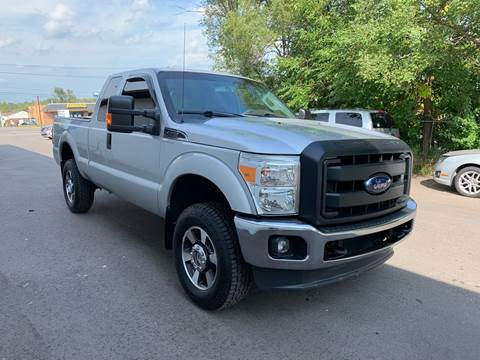 2013 Ford F-250 Super Duty for sale in Waterford, MI
