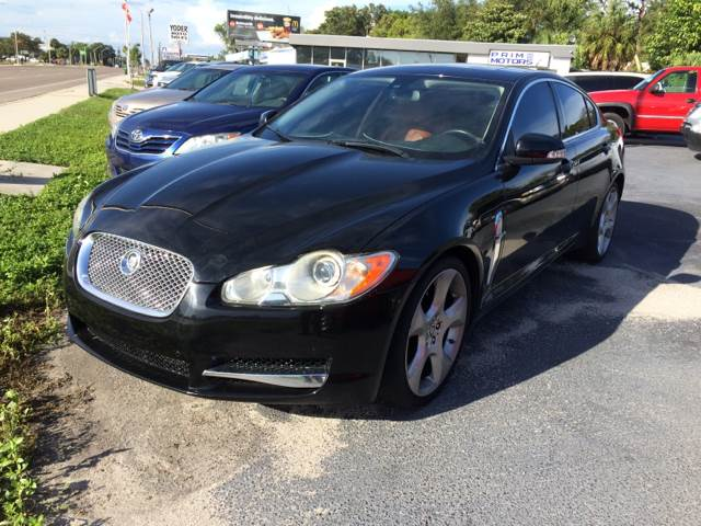 2009 Jaguar XF For Sale At Prime Motors In Sarasota FL